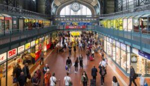Bahnhofs-Security - Golden Eye Sicherheitsdienst GmbH