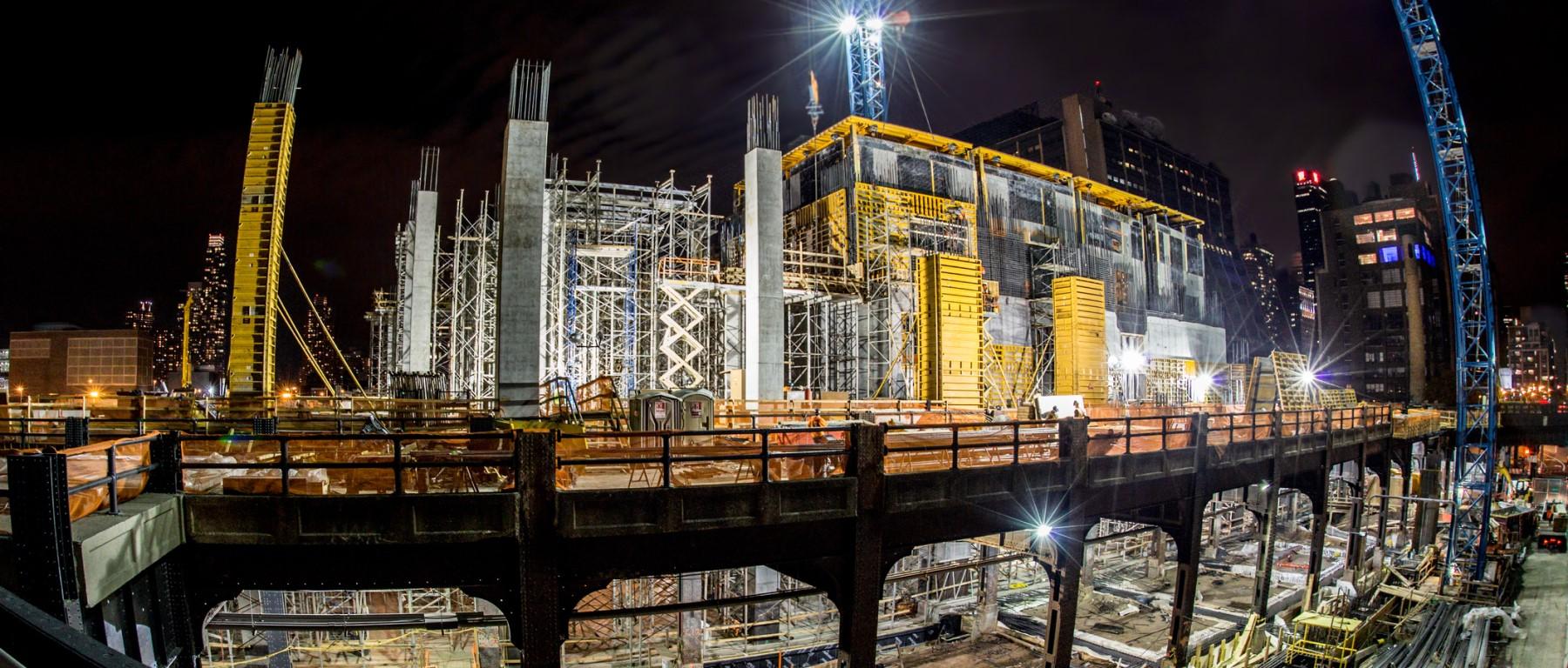Baustellenbewachung Gießen