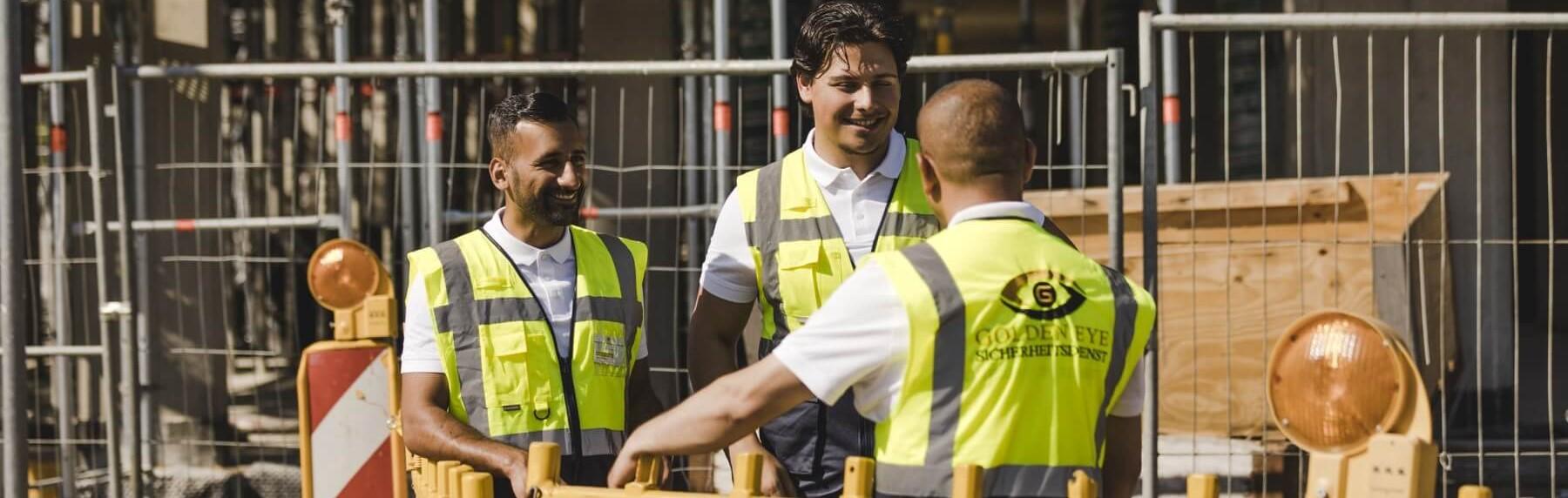 Baustellenbewachung Ludwigsburg