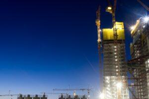 Baustellenbewachung für Halle - Golden Eye Sicherheitsdienst