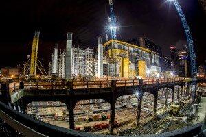 Baustellenbewachung in Mainz