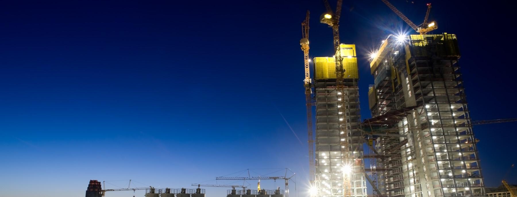 Baustellenbewachung in Mannheim