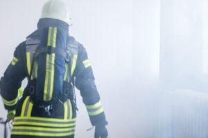 Brandwache im Notfall