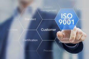 DIN ISO Zertifizierung Sicherheitsdienst