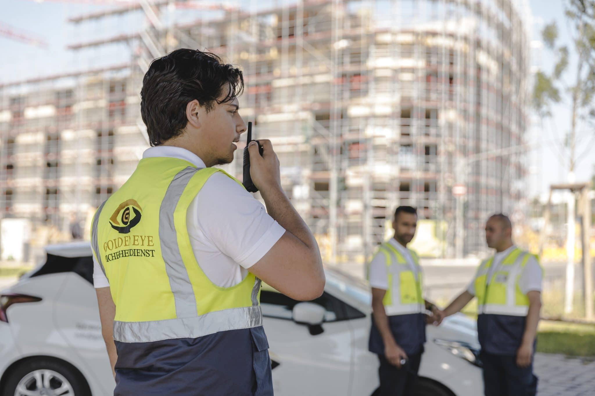 Diebstahlschutz auf Ihrer Baustelle: So geht's