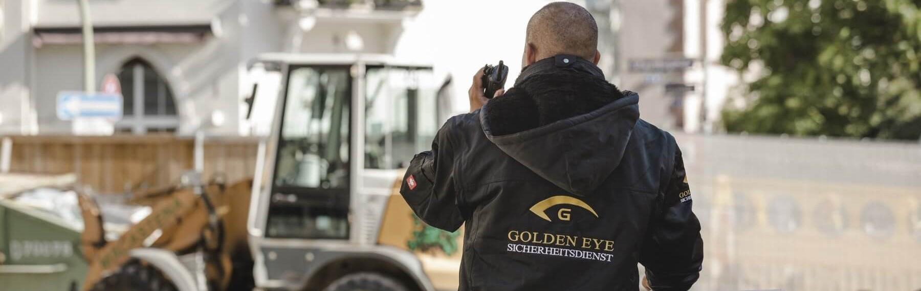 Sicherheitsdienst Frankfurt & bundesweit
