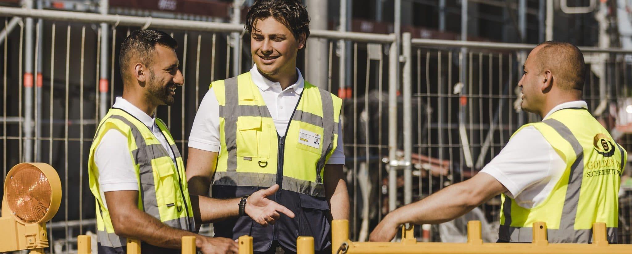 Sicherheitsdienst Markkleeberg