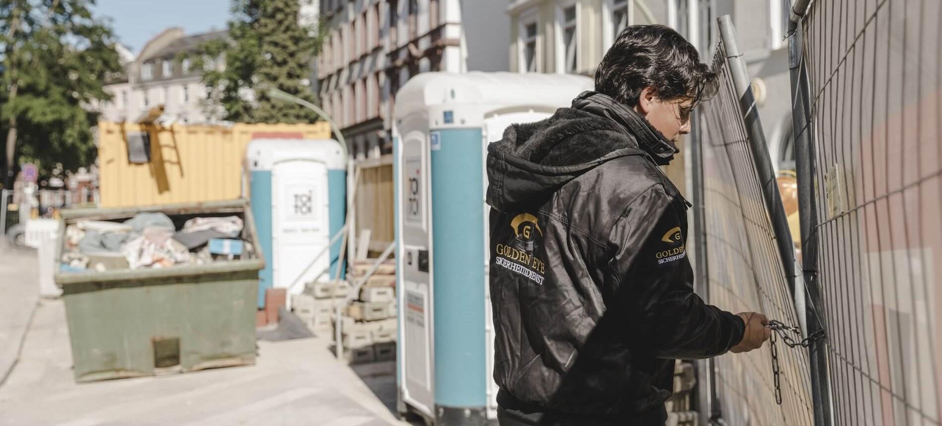 Sicherheitsdienst Meiningen