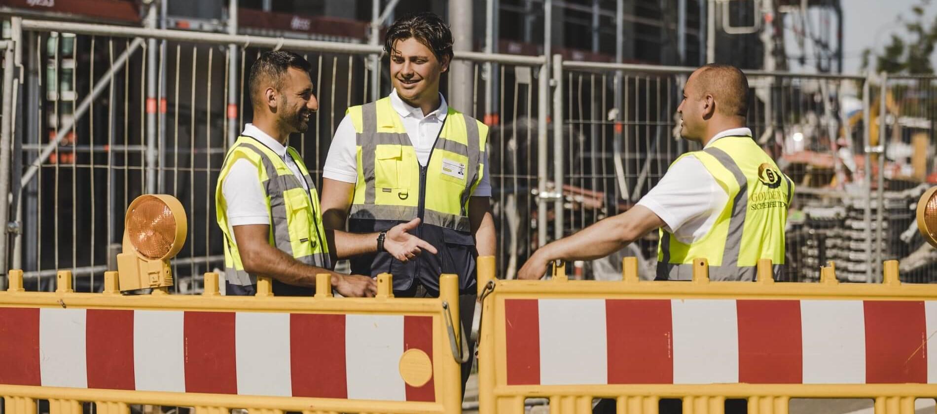 Sicherheitsdienst Rheine