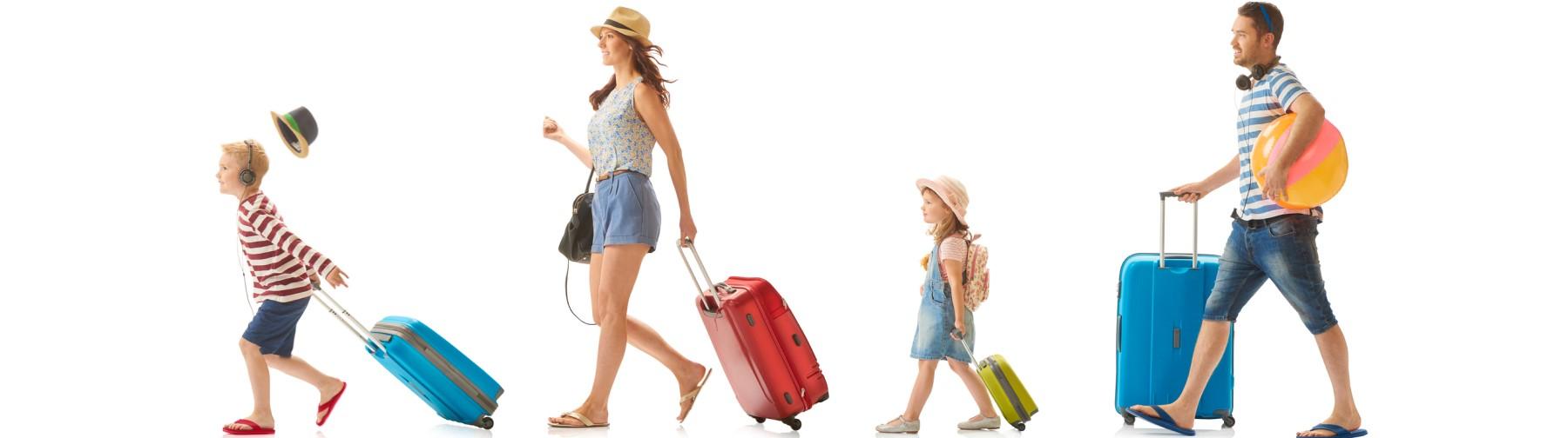 Urlaubszeit: Hochwertige Security rund ums Reisen