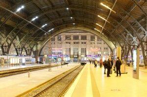Sicherheitsdienste für Bahnhöfe