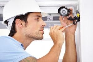 Sicherheitstechnik - für private Häuser und Gewerbeeinrichtungen