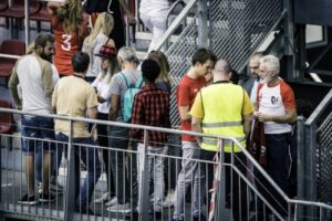 Stadion-Security - Golden Eye Sicherheitsdienst GmbH