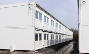 Zertifizierter Sicherheitsdienst für die Bewachung von einer Flüchtlingsunterkunft - Golden Eye Sicherheitsdienst GmbH