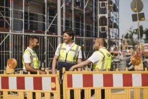 professionelle Baustellensicherheit